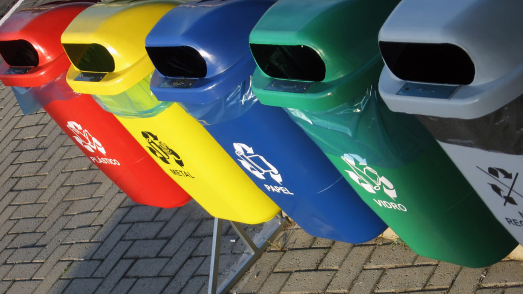 Insinkerator España ayuda en la correcta separacion de residuos